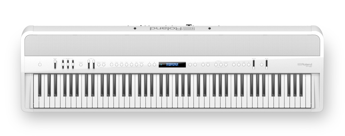 how to connect roland rd800 stage piano to bluetooth