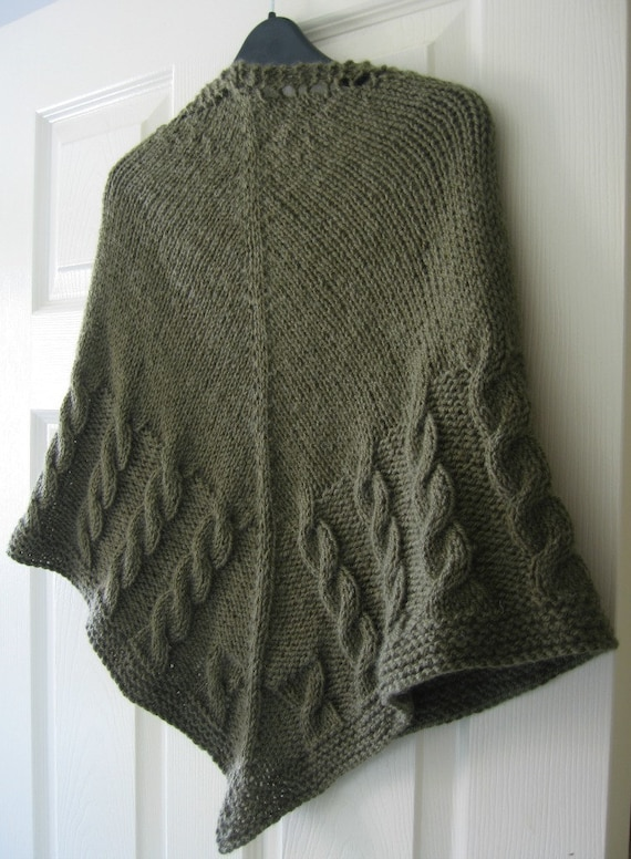 cable knitting patterns with instructions