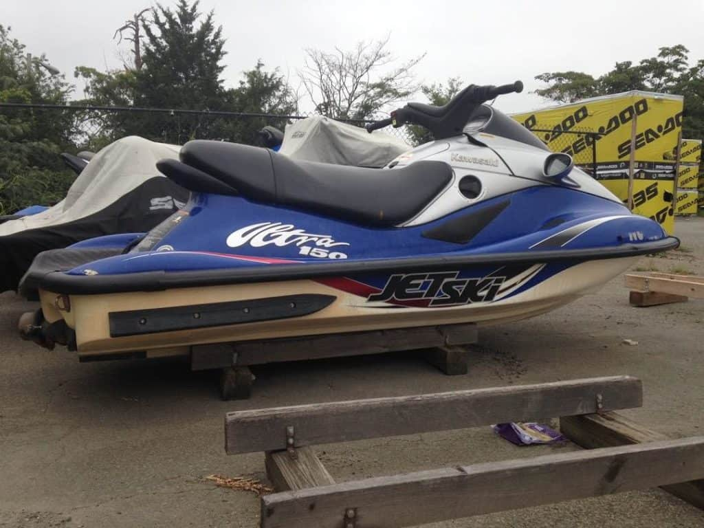 how to build a stand up jet ski trailer